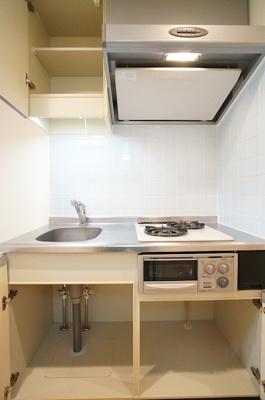 【キッチン】エスティメゾン錦糸町