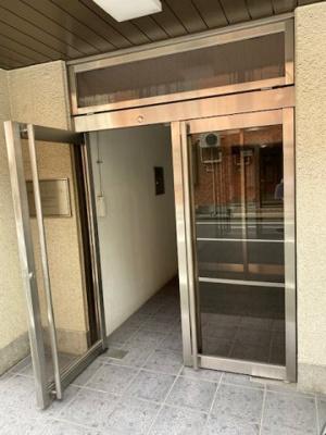 【エントランス】新東京タワーレジデンス2