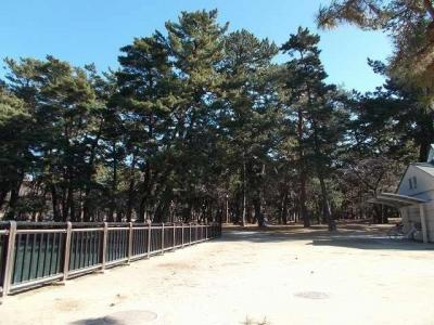 敷島公園まで950m