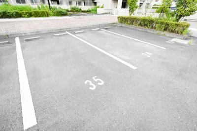 【駐車場】ビレッジハウス東松山タワー2号棟