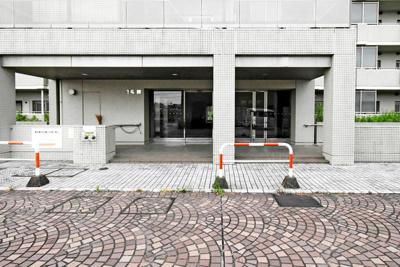 【エントランス】ビレッジハウス東松山タワー2号棟