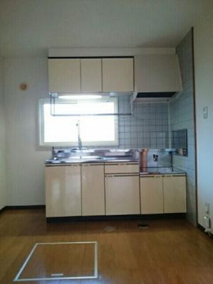 【キッチン】トレジャー2号館
