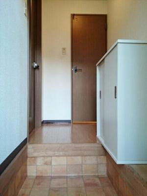 【玄関】トレジャー2号館
