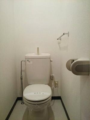 【トイレ】トレジャー2号館