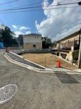 横浜市磯子区岡村1丁目 新築戸建て 建物面積30坪!2階建て4LDKの画像