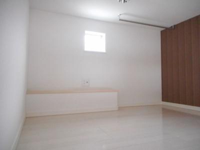 全室開放的なロフト空間となっています