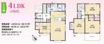 習志野市グラファーレ実籾一丁目 新築分譲住宅1号棟の画像
