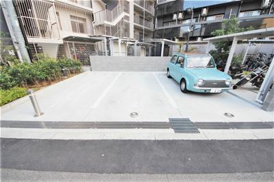 【駐車場】エステムコートディアシティWEST