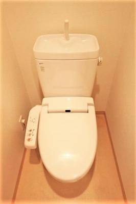 【トイレ】エステムコート難波サウスプレイスⅡレフィーナ