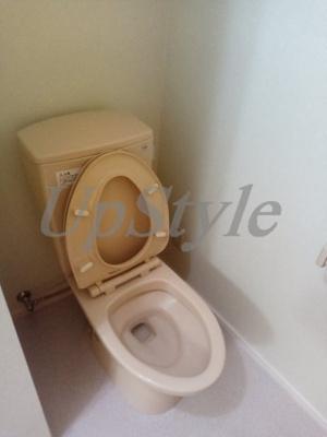 【トイレ】フォークストンコート