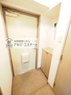 【玄関】ステージファースト錦糸町