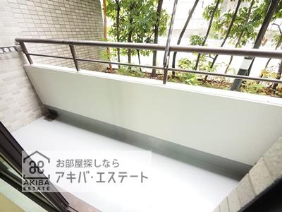 【バルコニー】ステージファースト錦糸町