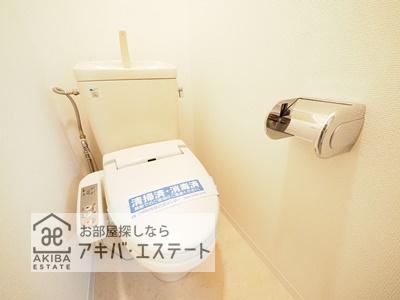 【トイレ】ステージファースト錦糸町