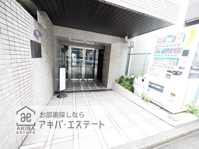 【エントランス】ステージファースト錦糸町