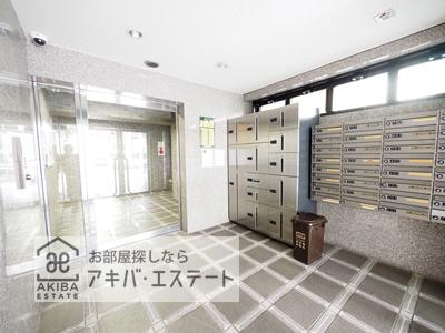 【ロビー】ステージファースト錦糸町