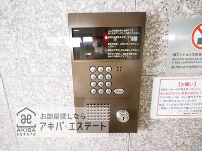 【セキュリティ】ステージファースト錦糸町