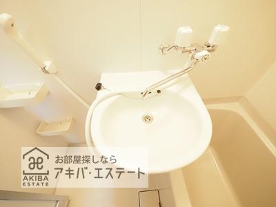 【洗面所】ステージファースト錦糸町