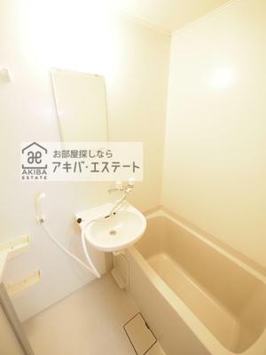 【浴室】ステージファースト錦糸町