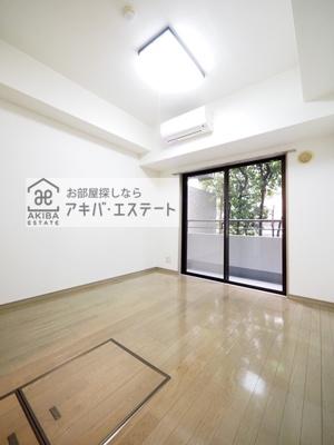 【居間・リビング】ステージファースト錦糸町