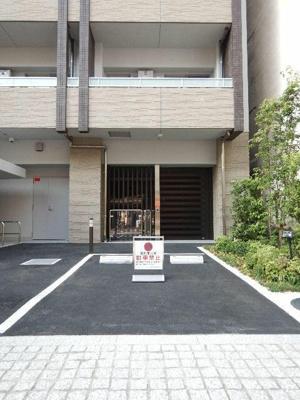 【エントランス】グローリオコンフォート東京両国
