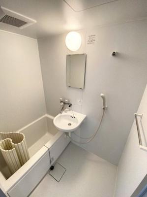 【浴室】二子田園マンション