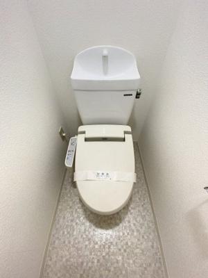 【トイレ】二子田園マンション