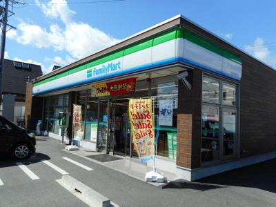 ファミリーマート 岡崎法性寺店まで550m