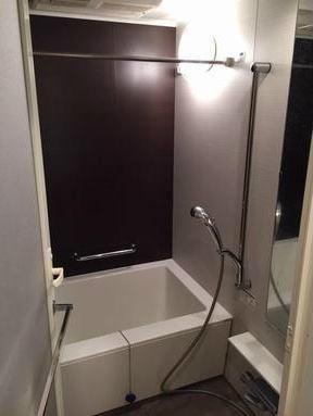 【浴室】スカイコート隅田公園