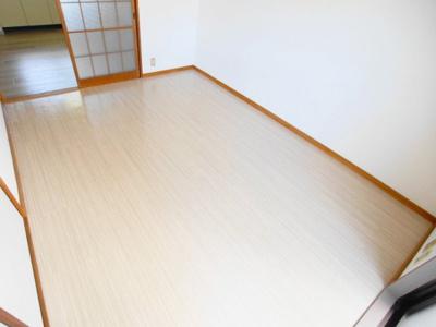【寝室】コーポ梶岡