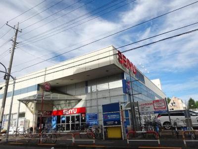 西友加賀鹿浜店まで219m