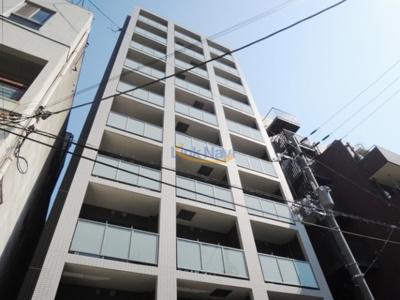 【外観】ブリーズガーデン京町堀