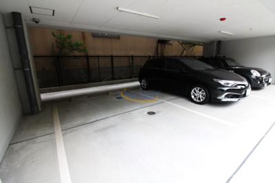 【駐車場】アドバンス大阪ベイシティ