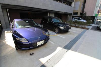 【駐車場】スワンズシティ梅田ウエスト