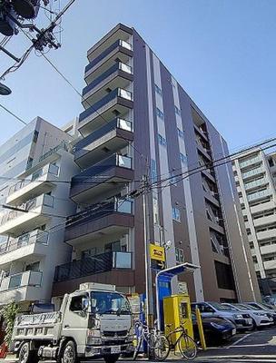 【外観】アネールエレ江戸堀