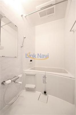 【浴室】アネールエレ江戸堀