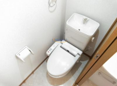 【トイレ】プルス塚本ドゥーエ