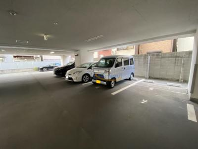 【駐車場】エールリベルテ大阪WEST