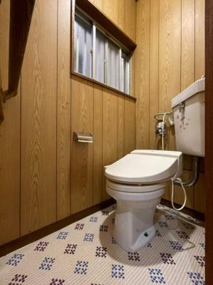 【トイレ】名谷町戸建