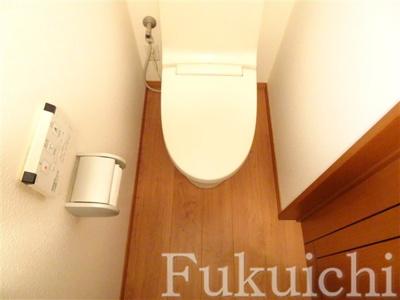 【トイレ】中央町1丁目戸建