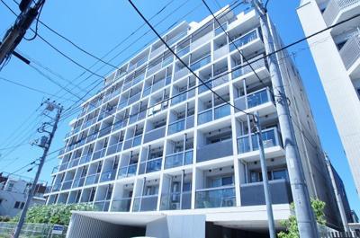 JR京浜東北線「蒲田」駅より徒歩8分のマンションです