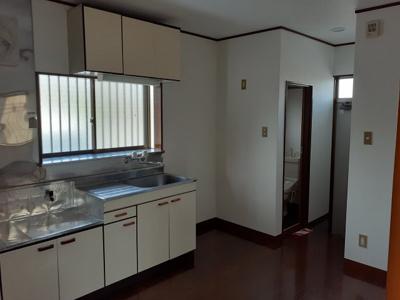 【キッチン】松葉町遠山様アパート