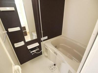 【浴室】ルミエ-ル西洞院