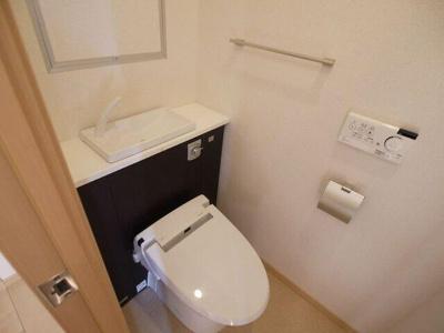 【トイレ】ルミエ-ル西洞院