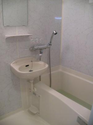 【浴室】ルーブル荻窪