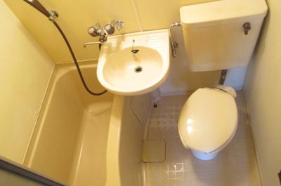 【浴室】メゾン太陽Ⅱ