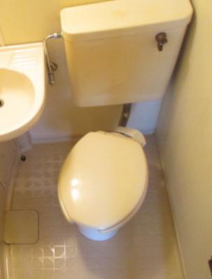 【トイレ】メゾン太陽Ⅱ