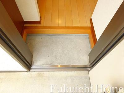 【玄関】及川アパートメント
