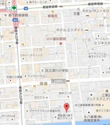 清澄白河レジデンス弐番館
