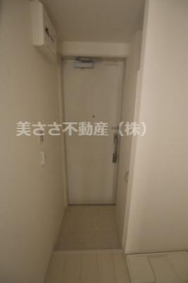 【玄関】リブリ・シフォン