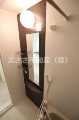【浴室】リブリ・シフォン